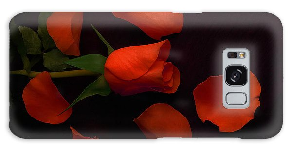 Night Rose 2 Galaxy Case