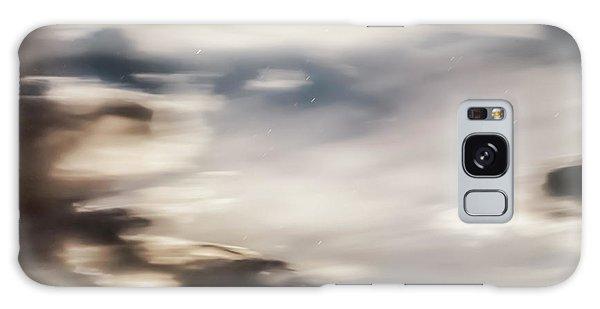 Night Sky 2 Galaxy Case by Leland D Howard