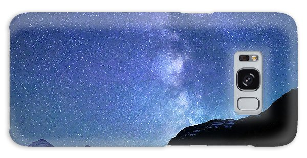 Night Sky In David Thomson Country Galaxy Case