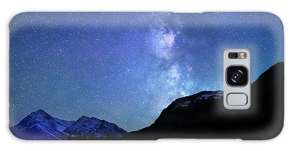 Night Sky In David Thomson Country Galaxy Case