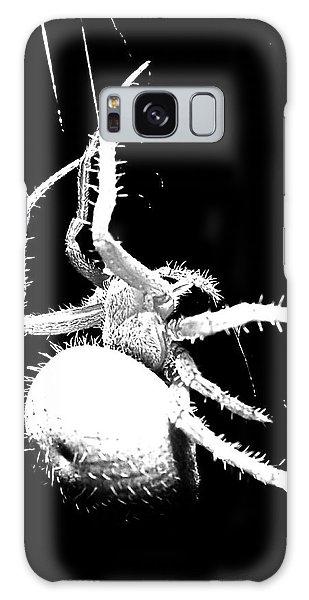 Night Spider Galaxy Case