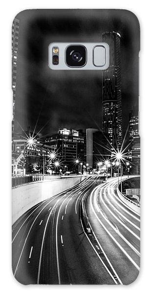 Night Time In The City  Galaxy Case