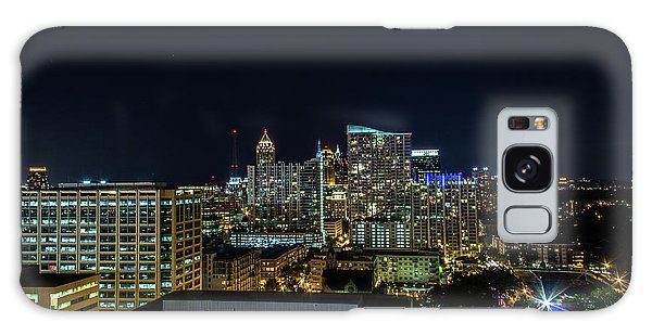 Night View  Galaxy Case