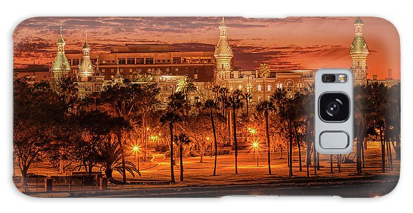 Nightfall In Tampa Galaxy Case