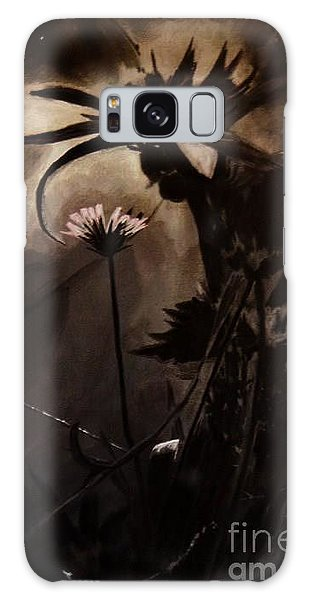 Nightflower Galaxy Case by Vanessa Palomino