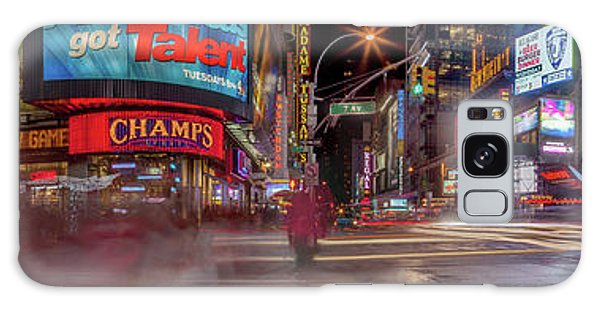 Nights On Broadway Galaxy Case