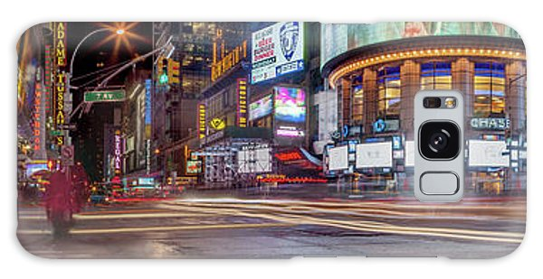 Nights On Broadway Galaxy Case by Az Jackson