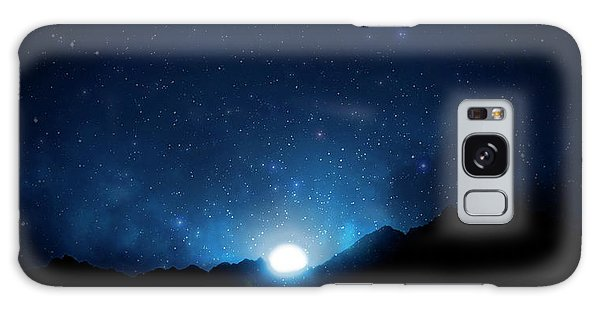 Nightsky Africa 5 Galaxy Case