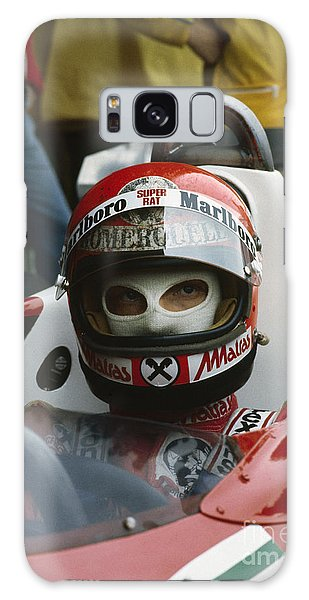 Niki Lauda. 1977 Austrian Grand Prix Galaxy Case