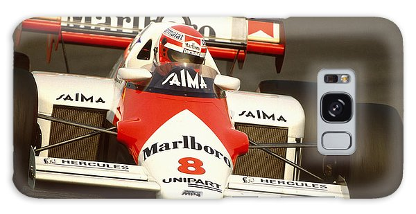 Niki Lauda. 1984 Dutch Grand Prix Galaxy Case