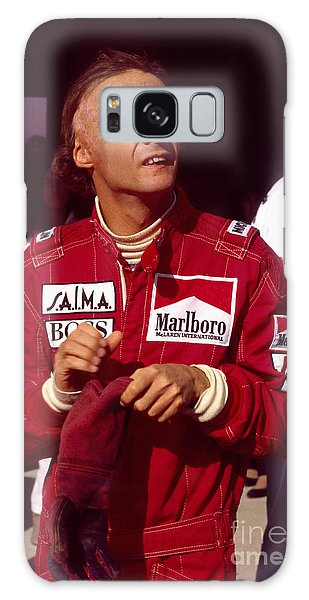 Niki Lauda. Marlboro Mclaren International Galaxy Case