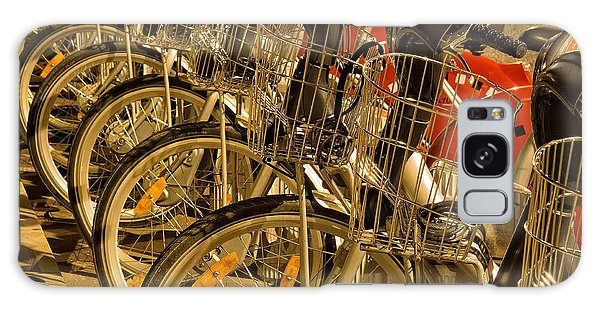 Bikes For Hire In Lyon Galaxy Case