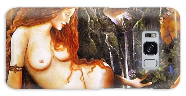 Ninhursag  Mountain Goddess  Galaxy Case