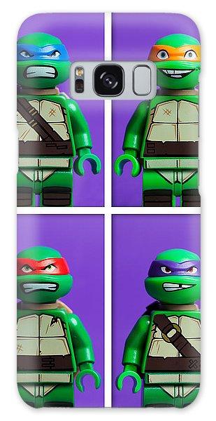 Turtle Galaxy Case - Ninja Turtles by Samuel Whitton