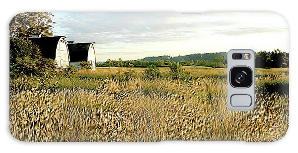 Nisqually Two Barns Galaxy Case