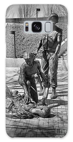 Nj Vietnam Veterans Memorial Galaxy Case by Paul Ward