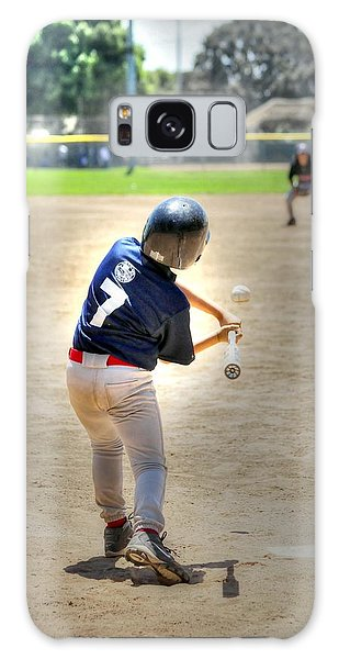No. 7 At Bat Galaxy Case