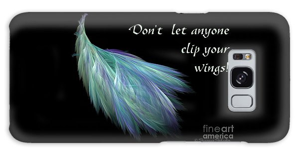 Wings Galaxy Case