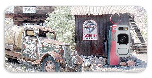 No Gas Today Galaxy Case
