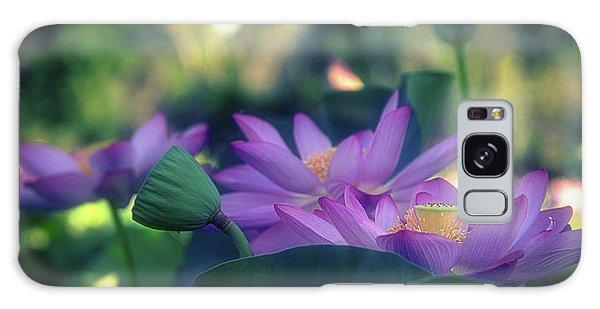 No Mud, No Lotus Galaxy Case