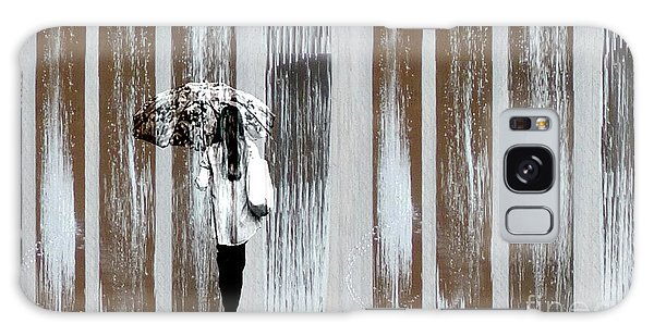 Galaxy Case featuring the photograph No Rain Forest by LemonArt Photography