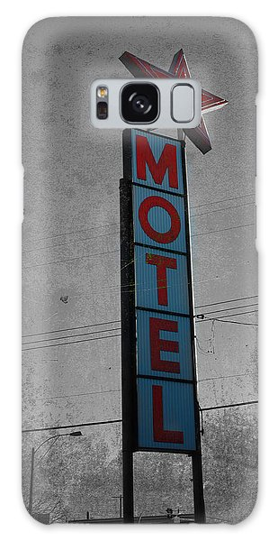 No Tell Motel Galaxy Case