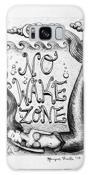 No Wake Zone, Mermaid Galaxy Case
