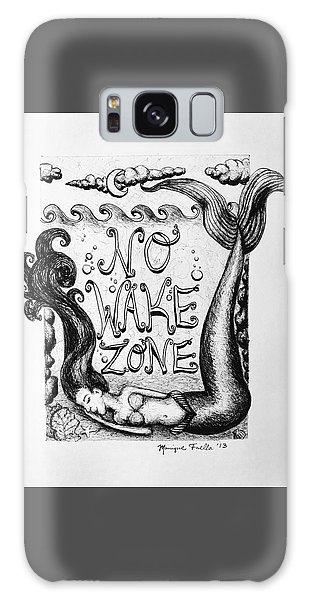 No Wake Zone, Mermaid Galaxy Case