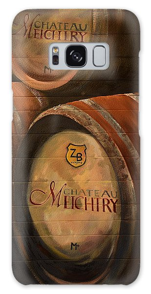 No Wine Before It's Time - Barrels-chateau Meichtry Galaxy Case