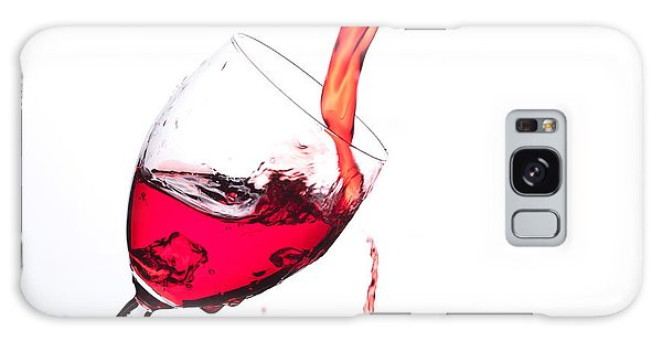 No Wine Was Harmed During The Making Of This Image Galaxy Case