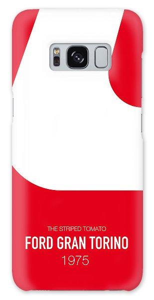 Austin Galaxy Case - No003 My Starsky And Hutch Minimal Movie Car Poster by Chungkong Art