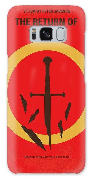 Lord Galaxy Case - No039-3 My Lotr 3 Minimal Movie Poster by Chungkong Art
