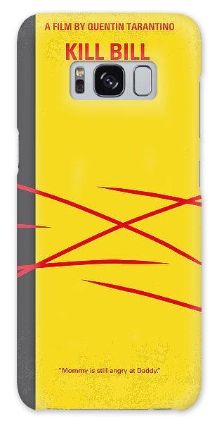 No049 My Kill Bill-part2 Minimal Movie Poster Galaxy Case by Chungkong Art