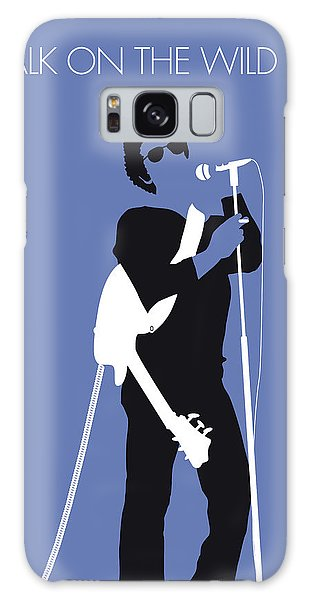 Fairy Galaxy Case - No068 My Lou Reed Minimal Music Poster by Chungkong Art