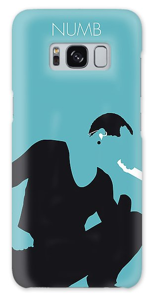 No085 My Linking Park Minimal Music Poster Galaxy S8 Case