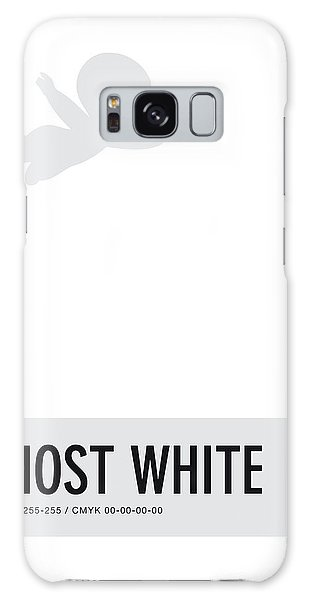 Woodpecker Galaxy S8 Case - No09 My Minimal Color Code Poster Casper by Chungkong Art