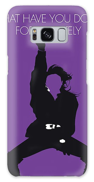 Rhythm And Blues Galaxy S8 Case - No091 My Janet Jackson Minimal Music Poster by Chungkong Art