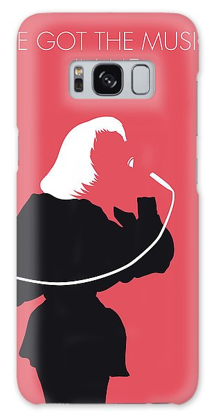 Elton John Galaxy S8 Case - No092 My Kiki Dee Minimal Music Poster by Chungkong Art