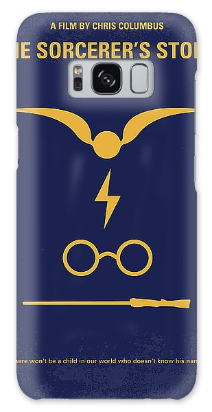 Poster Galaxy Case - No101 My Harry Potter Minimal Movie Poster by Chungkong Art