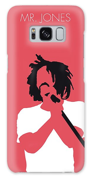 Crow Galaxy S8 Case - No102 My Counting Crows Minimal Music Poster by Chungkong Art