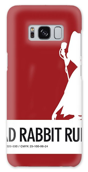 Woodpecker Galaxy S8 Case - No14 My Minimal Color Code Poster Jessica Rabbit by Chungkong Art