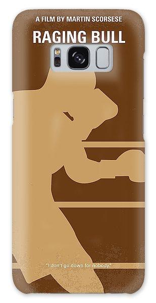 Bull Galaxy Case - No174 My Raging Bull Minimal Movie Poster by Chungkong Art