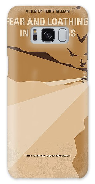 No293 My Fear And Loathing Las Vegas Minimal Movie Poster Galaxy S8 Case