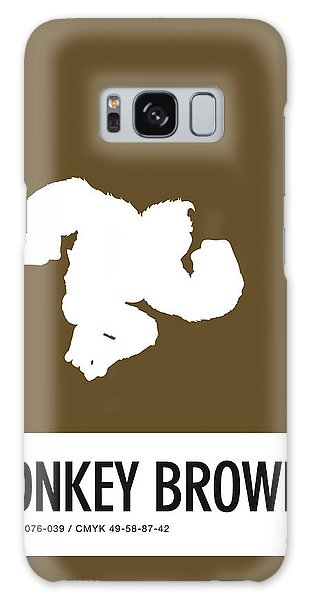 Daisy Galaxy Case - No37 My Minimal Color Code Poster Donkey Kong by Chungkong Art