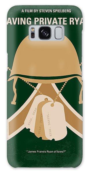 Style Galaxy Case - No520 My Saving Private Ryan Minimal Movie Poster by Chungkong Art