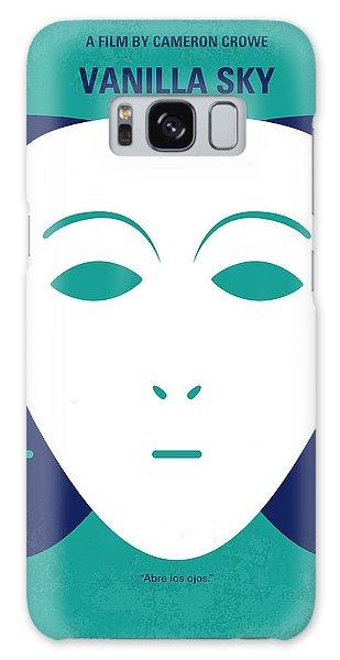 Nightmare Galaxy Case - No571 My Vanilla Sky Minimal Movie Poster by Chungkong Art