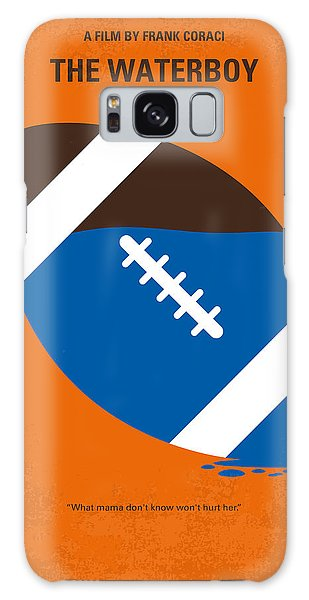 No580 My The Waterboy Minimal Movie Poster Galaxy S8 Case