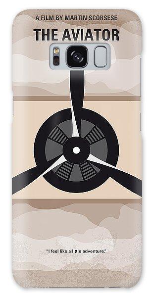 No618 My The Aviator Minimal Movie Poster Galaxy Case