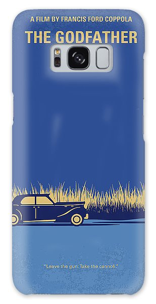 No686-1 My Godfather I Minimal Movie Poster Galaxy Case