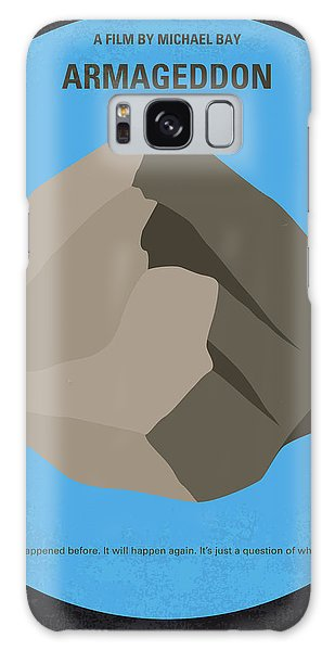 No695 My Armageddon Minimal Movie Poster Galaxy S8 Case